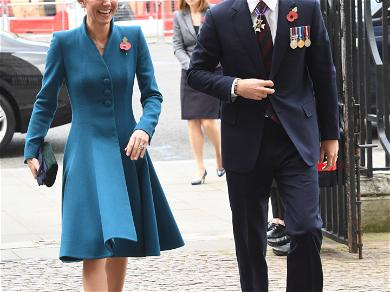 Kate Middleton Is Reportedly Missing Prince Harry After Exit