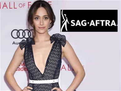 SAG-AFTRA 'Grateful' to Emmy Rossum; Working On New Rules for Sex Scenes and Auditions