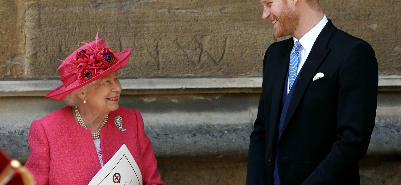 Queen Elizabeth II Responds To The News That Harry And Meghan Are Stepping Down As 'Senior' Royals