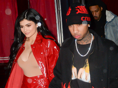 Tyga Appears To Call Kylie Jenner a Liar Over Her Rendezvous Denial