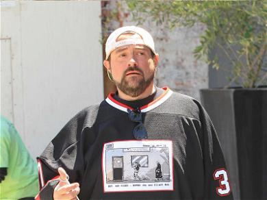 Kevin Smith Has Lost 26 Pounds in Less Than a Month!