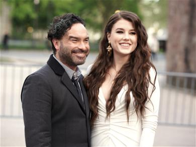 Johnny Galecki's Girlfriend Alaina Meyer Shares Touching Message About Being A New Mom