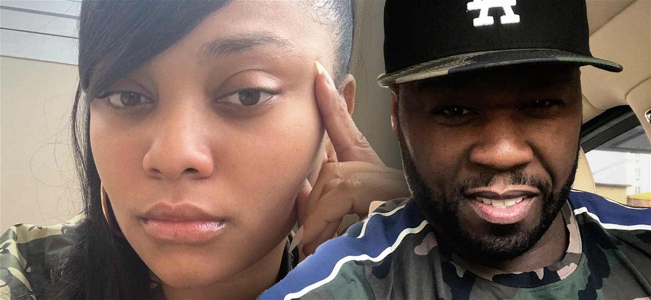 'Love & Hip Hop' Star Teairra Marí  Says She is 'Broke Broke' in Battle With 50 Cent