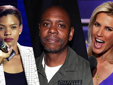 Dave Chappelle Rips Laura Ingraham For LeBron James Comment, Calls Candace Owens A 'Rotten Bit-h'