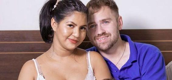 '90 Day Fiancé' Star Paul Back With Karine After Dropping Restraining Order