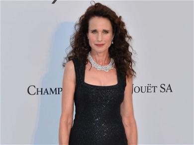 Andie MacDowell Celebrated Mother's Day With New Coach Campaign