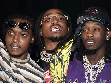 Migos Sued for Allegedly Stealing 'Walk It Talk It'