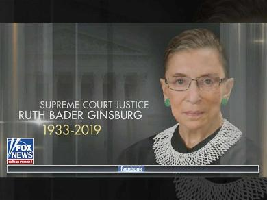 Fox News Apologizes for Killing Off Ruth Bader Ginsburg