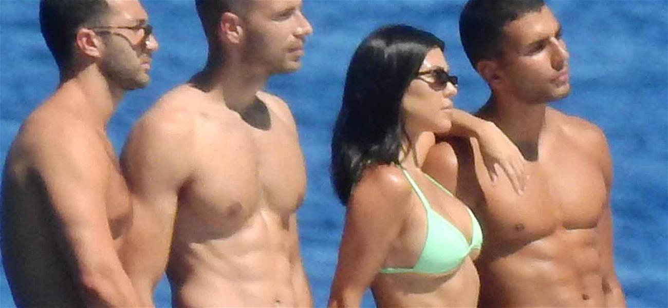 Kourtney Kardashian May Have Already Taken the Best Summer Vacation