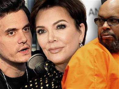 John Mayer Is Scared of Kris Jenner, Says She's the Suge Knight of TV Industry