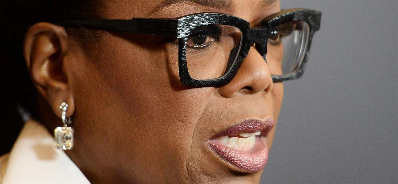 Oprah's Network Sued for Allegedly Ripping Off the Idea for 'Love Is'