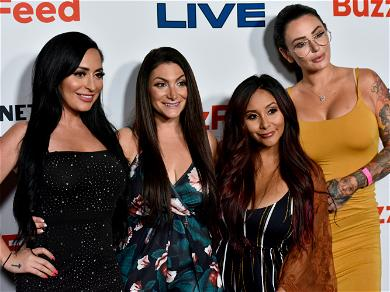 'Jersey Shore' Star JWoww Slams Show And Co-Star Feels 'Disrespected' And 'Hurt'