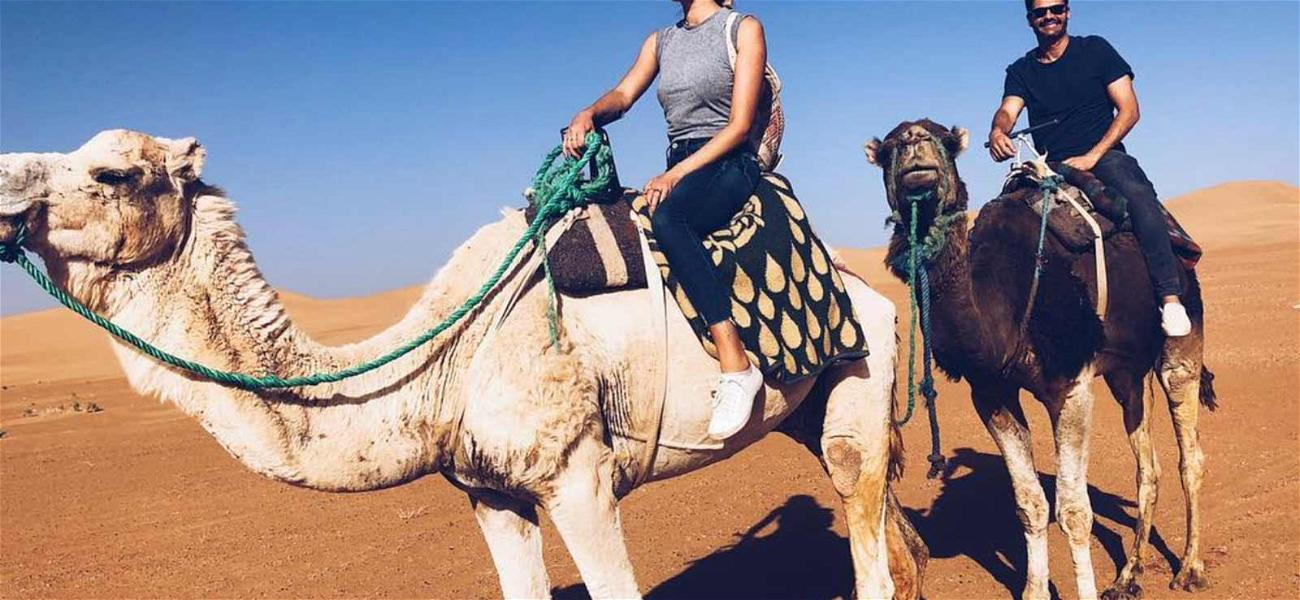 Ryan Seacrest Heads to The Sahara Desert Amid Sexual Misconduct Allegations