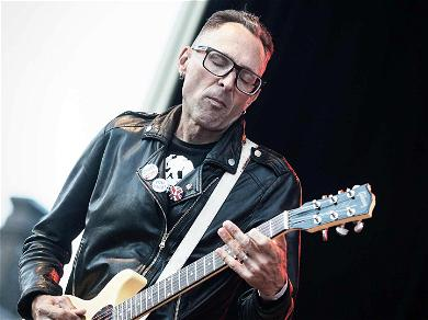 Bad Religion Guitarist's Wife Files for Divorce