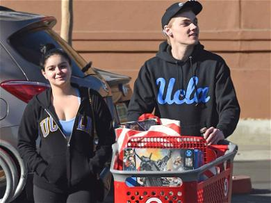 Ariel Winter Wears Hoodie to Target and Is Basically All of Us