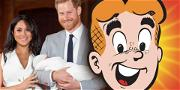 Comic Book 'Archie' Is 'Honored' to Share Name with Royal Baby