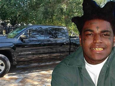 Kodak Black Buys A Brand New Chevy Truck For His 'Father Figure' Attorney — See The Photos!!