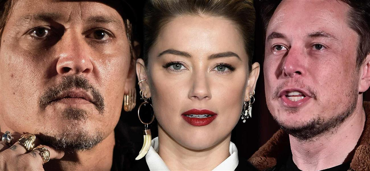 Johnny Depp Claims Amber Heard Started Improper 'Relationship' With Elon Musk One Month After Marriage