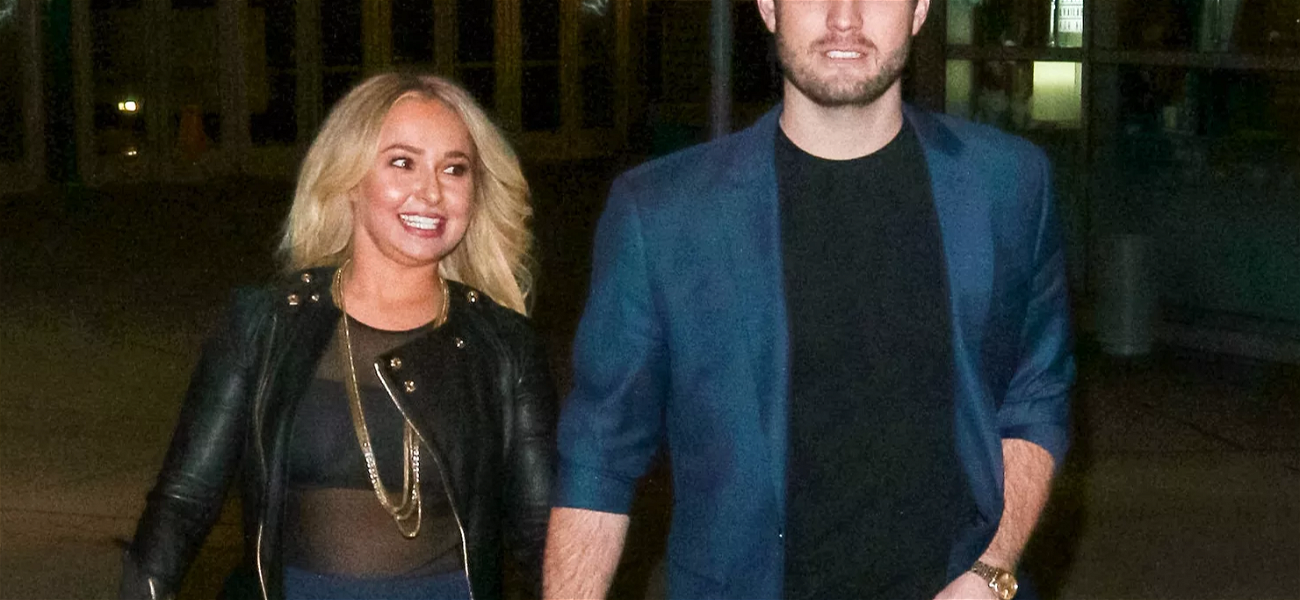 Hayden Panettiere's Boyfriend Arrested AGAIN For Allegedly Punching Her In Face