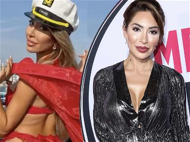 'Teen Mom' Star Farrah Abraham Defends Filming Provocative Lingerie Video In Front Of Daughter