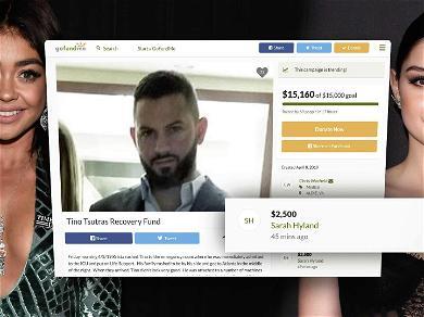 Sarah Hyland Donates $2,500 to Ariel Winter's Cousin Following Hospitalization
