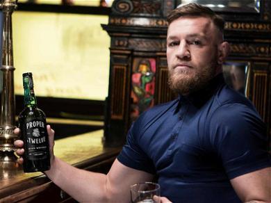 Conor McGregor Still Won Big In Whiskey Sales During UFC Weekend