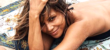 Halle Berry Posts Another Mystery Man Feet Pic, Instagram Sings 'Let Love Rule'