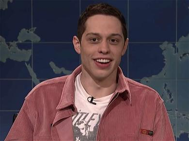 Pete Davidson Makes Light of Suicide Scare on 'SNL,' Makes Slight Reference to Ariana Grande