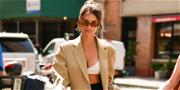 Vacation Hotness: Emily Ratajkowski Shows Off Backside While Modeling Barely There Bikini