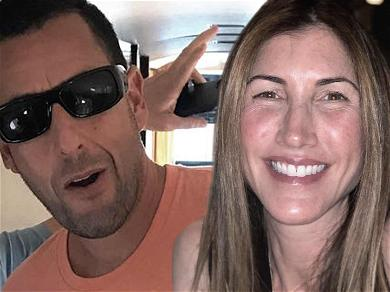 Adam Sandler Says His Sex Life With Wife Is Booming!