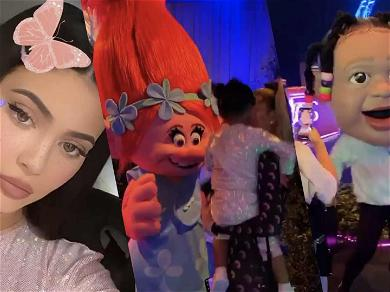 Kylie Jenner Threw Stormi The Party Of The Decade For Her 2nd Birthday