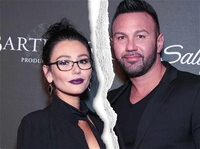 'Jersey Shore' JWoww's Estranged Husband Challenges Prenup in Divorce, Wants Child Support