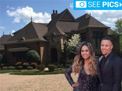 Stephen Curry Is Using His Celebrity to Sell North Carolina Mansion