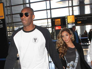 Kobe & Vanessa Bryant Announce Baby #4 … and It's a Girl!