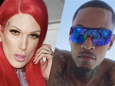 Jeffree Star's Boyfriend Andre Marhold Ripped By His Baby Mama