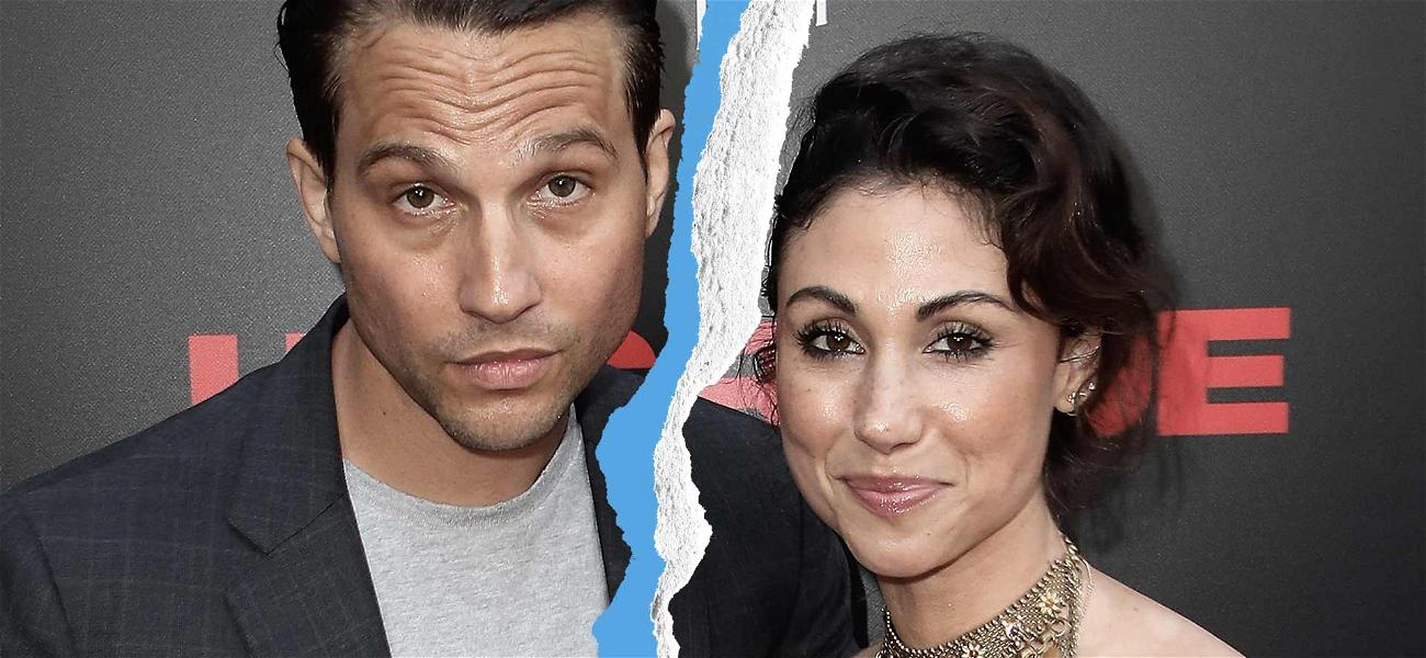 Actor Logan Marshall-Green's Wife Says He Cheated, Files for Divorce