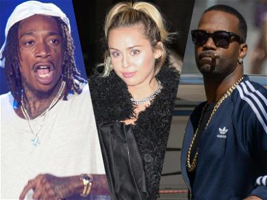 Miley Cyrus, Wiz Khalifa, Juicy J Sued for Allegedly Snatching 'J's On My Feet'