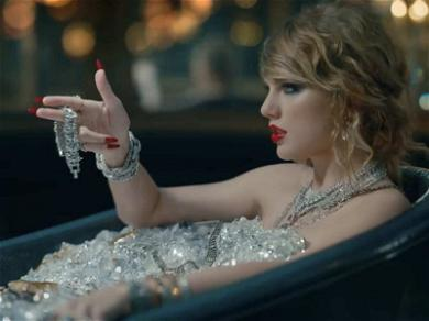 Taylor Swift Shades Kim K and Kanye in New Music Video