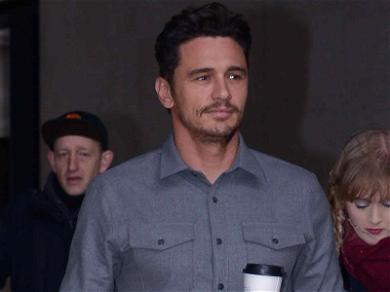 James Franco Snubbed By the Academy Amid Sexual Misconduct Allegations