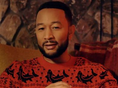John Legend Is A Featured Face On V Magazine's 'Georgia Edition'!