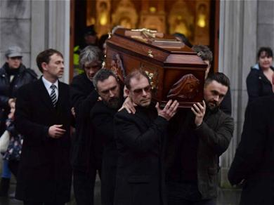 Cranberries Dolores O'Riordan Laid to Rest in Ireland, Fans Pay Respects