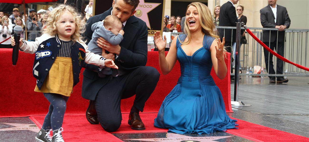 How Are Blake Lively and Ryan Reynolds Handling Baby Number Three?