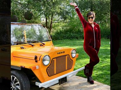 Kris Jenner Gifted Kendall an Awesome Electric Car for Xmas