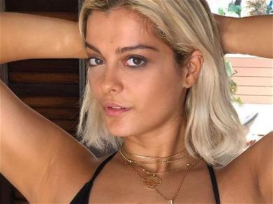 Bebe Rexha Reveals Her Most Popular Beach Pose