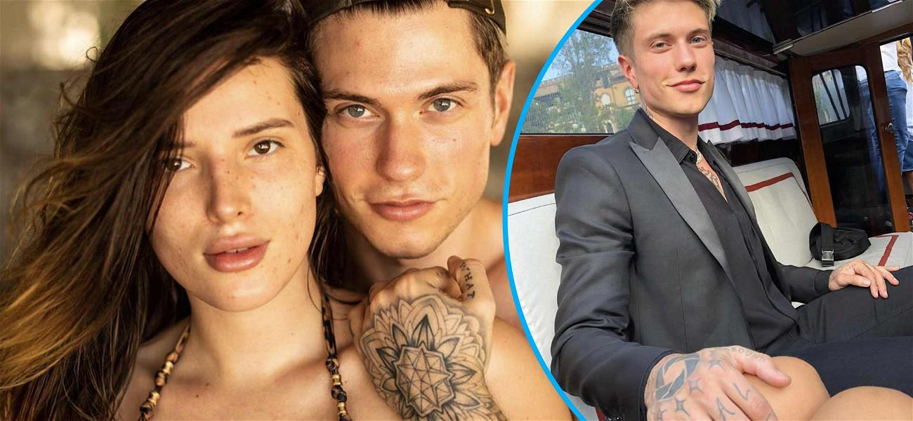 Bella Thorne Teases Engagement With Smiling Pic Of Italian Pop Star Boyfriend: 'I'm So Happy'