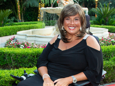 'Dance Moms' Star Abby Lee Miller Takes First Steps in Public After Being Wheelchair Bound