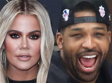 Tristan Thompson Sparks Complaints Poolside With Khloe Kardashian