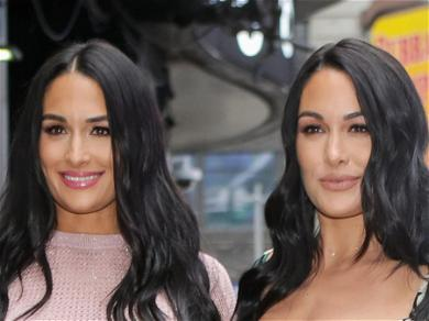 Brie And Nikki BellaAre Ready To Say Goodbye To Reality Television
