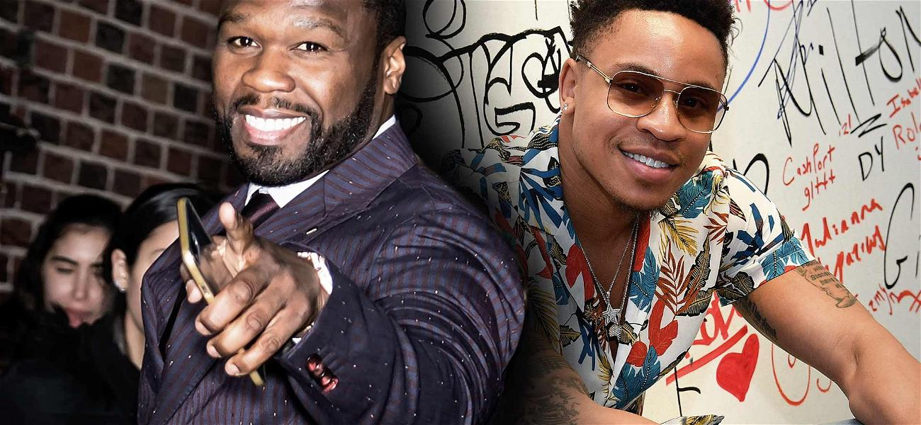 50 Cent Now Wants His Money Back from 'Power' Co-Star Rotimi