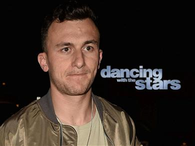 Johnny Manziel Deemed 'Too Controversial' for 'Dancing With the Stars'